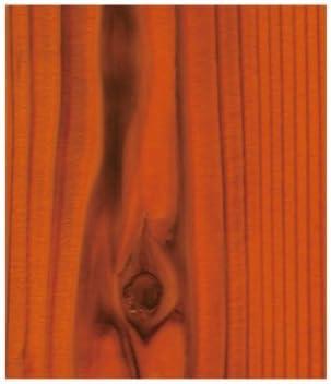 UROCO Sサイズ サネ有 焼杉オレンジ(Y6) 18枚入り