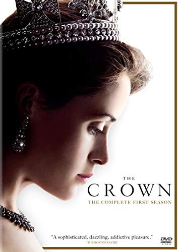 Amazon Com Crown The Season 01 Claire Foy Matt Smith Vanessa Kirby Jeremy Northam Victoria Hamilton James Hillier John Lithgow Andrew Eaton Movies Tv