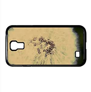 Pissenlit Wallpaper .. Watercolor style Cover Samsung Galaxy S4 I9500 Case (Flowers Watercolor style Cover Samsung Galaxy S4 I9500 Case)