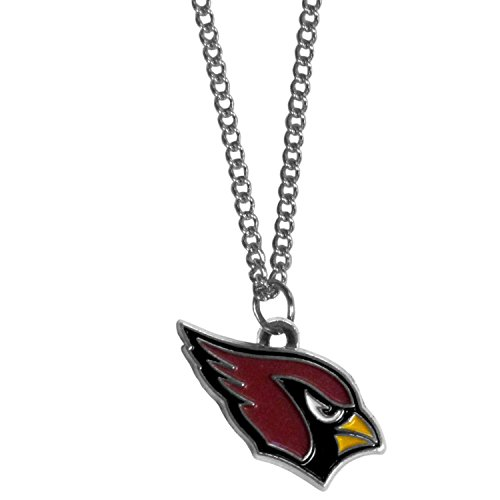 Siskiyou NFL Arizona Cardinals Chain Necklace with Small Pendant, 20