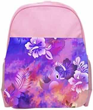 b42f17447f Bird and Flowers Pink Girls Preschool Toddler Backpack   Lunch Box Set