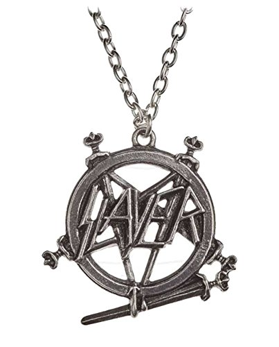 - Alchemy Rocks Slayer: Pentagram Logo