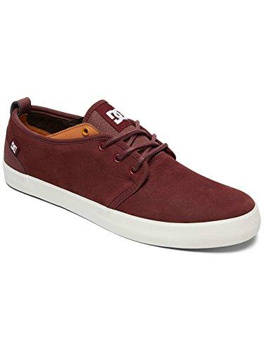 DC Herren Sneaker Studio 2 LE Sneakers Ox Blood