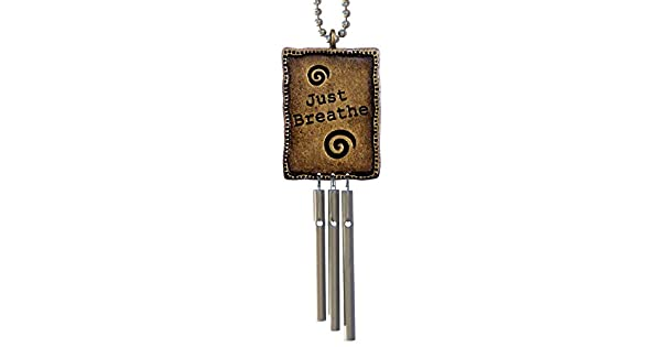 Amazon.com: Just Breathe – Car Musical Wind Chimes ...