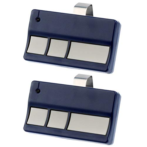 - Garage Door Remote Opener for Liftmaster 973LM Chamberlain 950CB 953CB - 2 Pack
