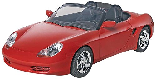 Amazon Com Revell Monogram Porsche Boxster Snap Tite Model Kit