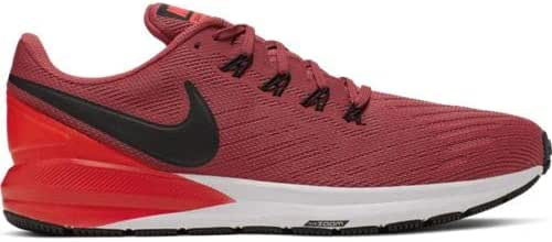 Nike Air Zoom Structure 22, Zapatillas de Trail Running para Hombre, Rojo (Cedar/Black/Bright Crimson/White 600), 38.5 EU: Amazon.es: Zapatos y complementos
