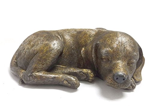 Sleeping Garden Animal Outdoor Figurine product image