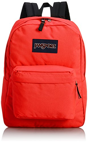 Jansport Outdoor Collection - JanSport T501 Superbreak Backpack 2014 Winter Collection (Fluorescent Red)