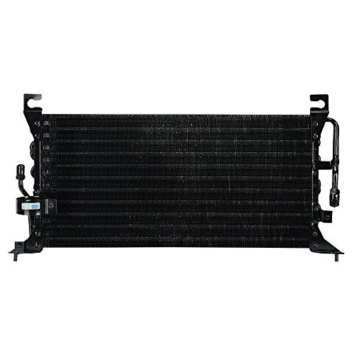 Replacement AC Condenser For Mitsubishi Eclipse 1.8 2.0 Plymouth Laser 2.0 1.8