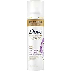 Dove Refresh + Care Dry Shampoo Volume & Fullness 5 oz (Pack of 2)