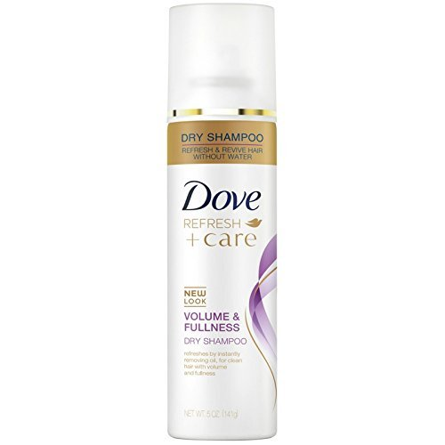 Dove Refresh + Care Dry Shampoo Volume & Fullness 5 oz (Pack of 2)