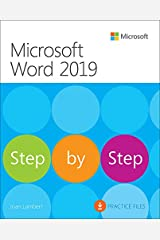 Microsoft Word 2019 Step by Step Kindle Edition