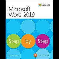 Microsoft Word 2019 Step by Step (English Edition)