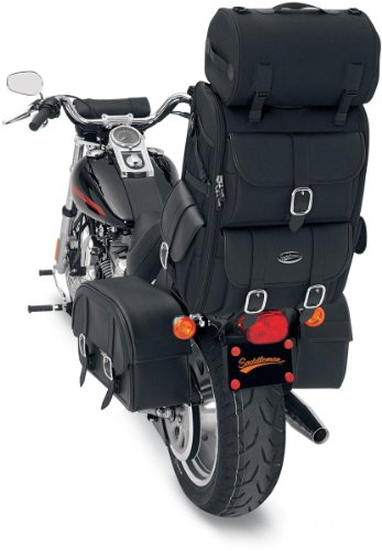 Saddlemen 3515-0082 Deluxe Sissy Bar Bag for sale  Delivered anywhere in USA