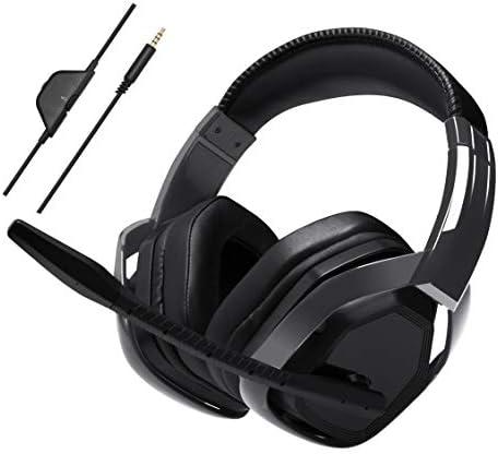 Auriculares para juegos AmazonBasics Pro - Negro 3