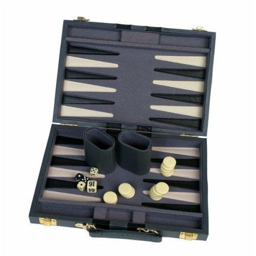 Backgammon Attache 18 by John N. Hansen John N. Hansen Co. 038018
