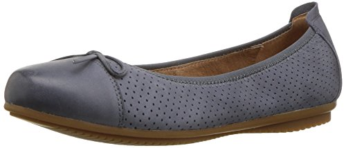 Josef Seibel Women's Pippa 53 Flat Sandal, Jeans, 38 Medium US