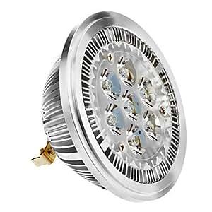 G537W 7x High Potencia 630–700LM 3000–3500K luz blanca cálida LED Spot bombilla (85–265V)