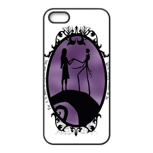 Custom Nightmare Durable Protector Back Cover Case for iPhone 5 5s TPU