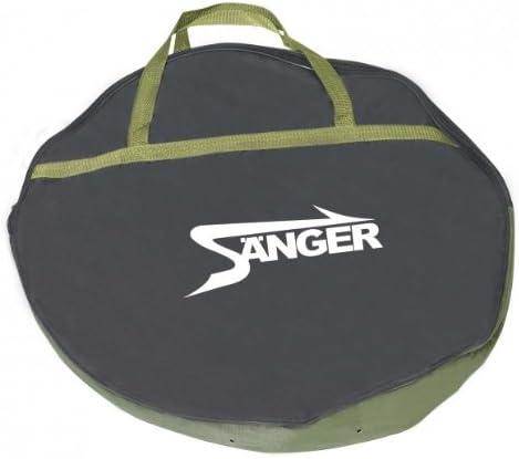Setzkescher-Combo avec sac et bâton de chanteur différentes longueurs