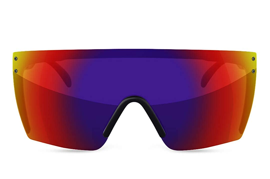 d5683df062 Amazon.com  Heat Wave Visual Lazer Face Sunglasses in Atmosphere  Clothing