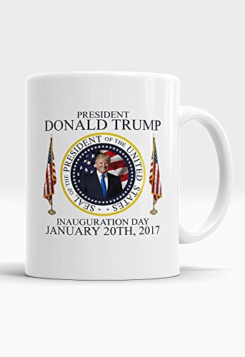 Coffee-Mug-to-Commemorate-The-Inauguration-Day-of-Republican-Donald-J-Trump-The-45th-President-of-The-United-States-of-America
