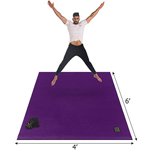 Gxmmat Large Exercise Mat 6