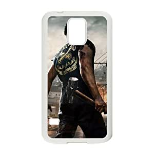 Dead Rising 3 Samsung Galaxy S5 Cell Phone Case White yyfD-385160