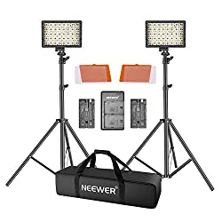 Image of the product Neewer LED Video Light that is listed on the catalogue brand of Neewer.