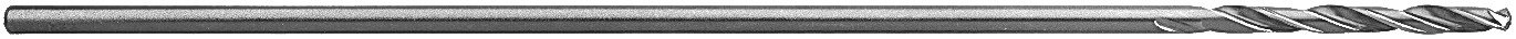 11//64 Black Oxide 12 OAL Northland 082557 HSS Aircraft Extension Drill 2-1//8 Flute Length Pack of 6