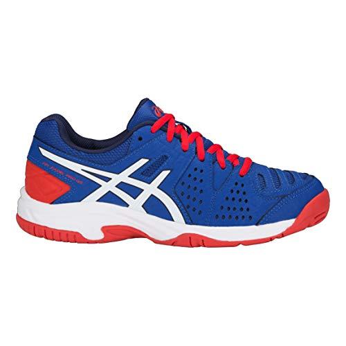 Asics C505Y 408, Rain Shoe Unisex-Adult, bleu/blanc, 39,5 EU ...