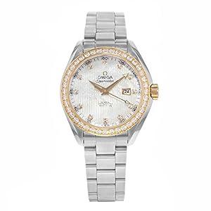 41zU2fCU0nL. SS300  - Omega Watch Seamaster Aqua Terra Co-axial Automatic Diamond 231.25.34.20.55.003