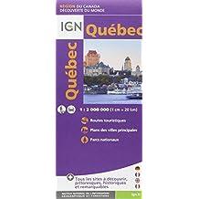 IGN NO.85203 LE QUÉBEC