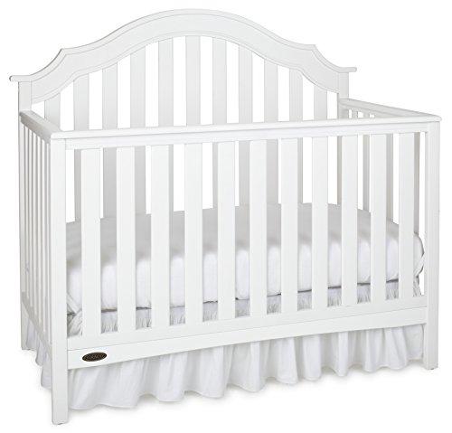 Graco Addison Convertible Crib, White