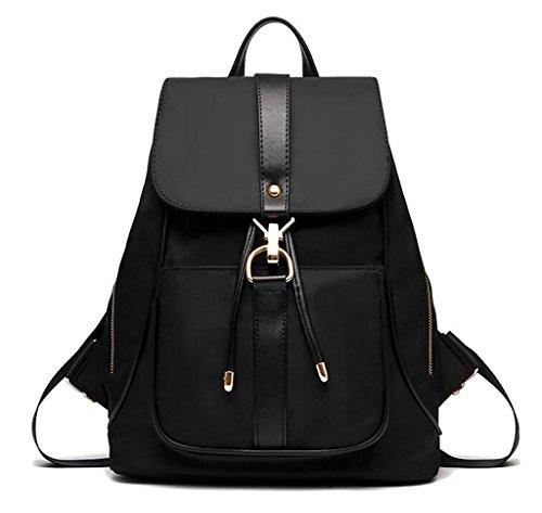 nylon ocio bolsa de hombro femenino / mochila de lona de Oxford ( Color : 2# ) 3#