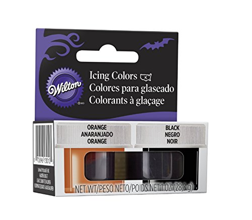 Wilton Halloween 2 Color Kit