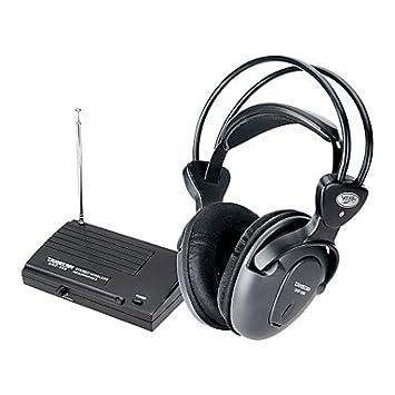 CeeMart Takstar UHF-958 inalámbrico de alta calidad Auriculares de diadema: Amazon.es: Electrónica