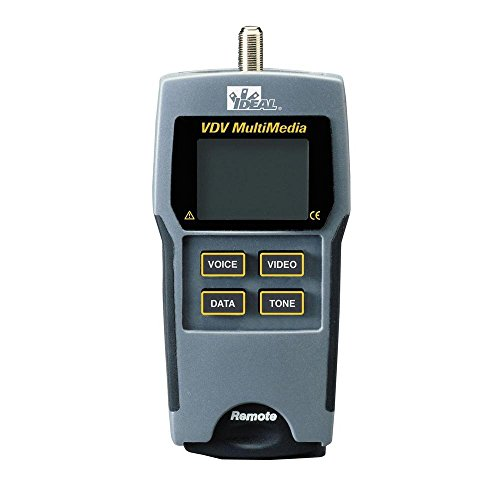 Ideal Multimedia Tester Discontinued Manufacturer