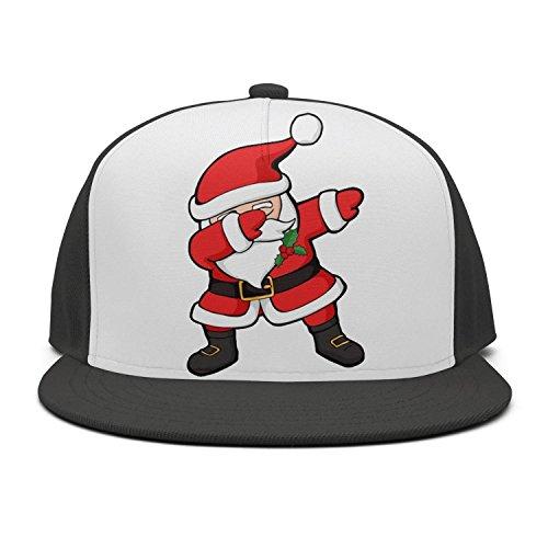 b7891c21 Quenei Miex Women's Men's Adjustable Baseball Cap Funny Dabbing Santa Claus  Christmas Dab Snapback Hat