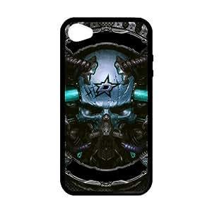 Custom Unique Design NHL Dallas Stars Iphone 4 4S Silicone Case