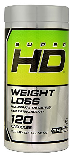 Cellucor Super Hd - Weight Loss - Fat Burner (120 Capsules) (Cellucor Super Hd)