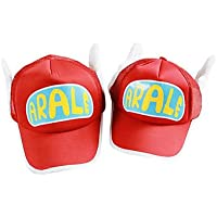 cosplay? Dragon Ball - Arale - Rojo/Amarillo