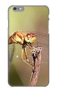 Charlesvenegas Brand New Defender Case For Iphone 6 Plus (animal Dragonfly) / Christmas's Gift
