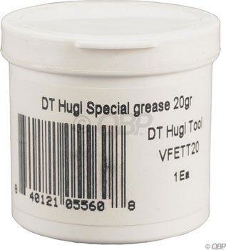 (DT Swiss Hugi star-ratchet lube/grease, 20g tub)