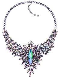 Fashion Statement Necklace Choker Collar Bib Necklace...