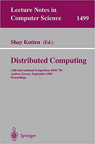 Distributed Computing: 12th International Symposium,