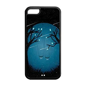 customized Fault in Our Stars for Iphone 5C case 5C-brandy-140158