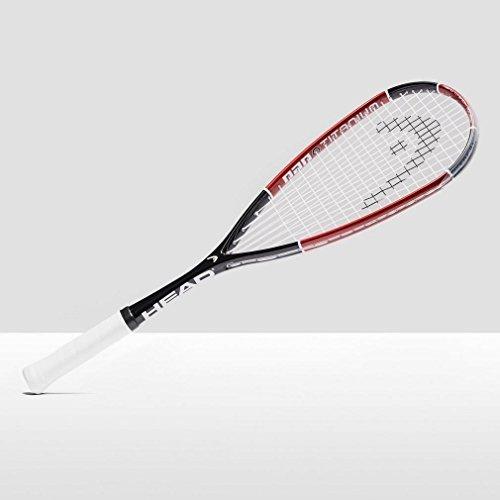 HEAD Nano Ti 110 Squash Racquet, Natural, One (Head Racquets)