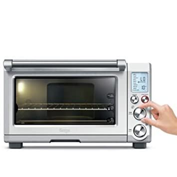 Sage BOV820BSS the Smart Oven Pro with Element IQ Silver Amazon